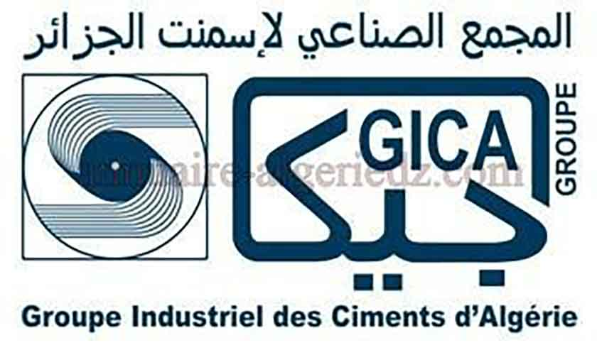 المجمع الصناعي لإسمنت الجزائر - Groupe Industriel des Ciments d'Algérie GICA