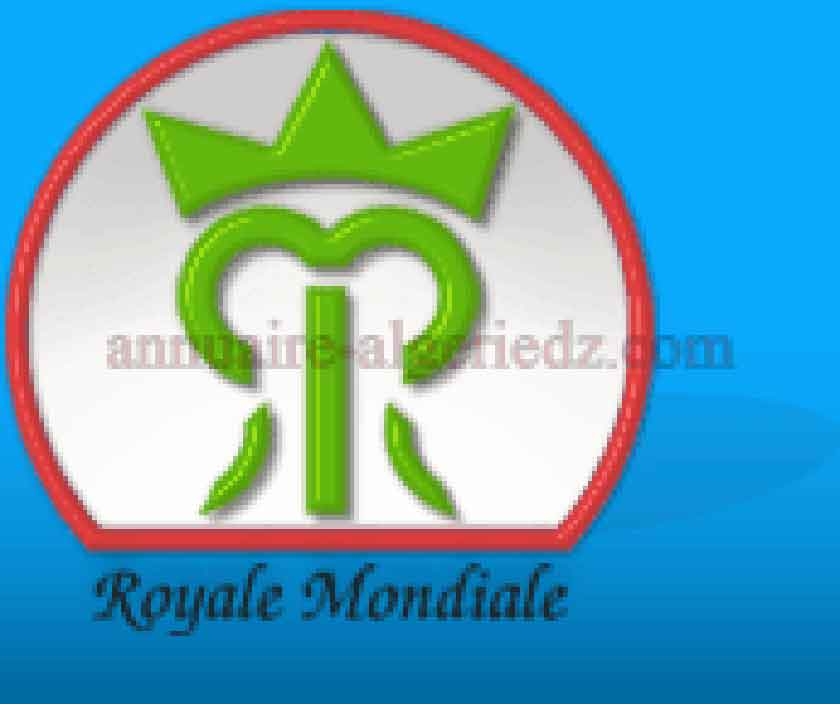 روايال مونديال - LA ROYALE MONDIALE Sarl