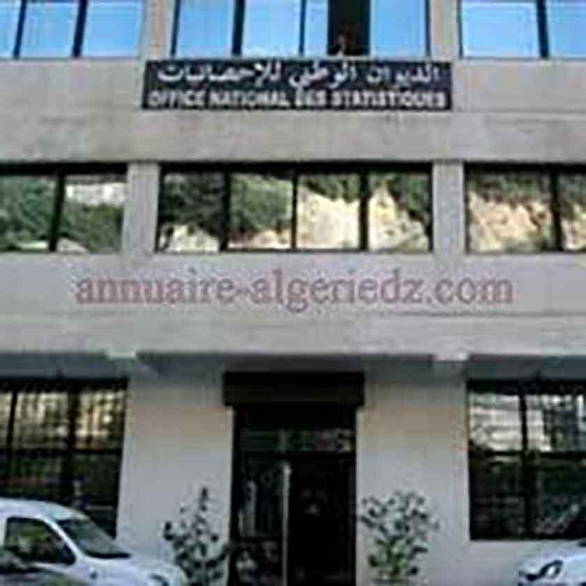 الديوان الوطني للإحصائيات - Office National Des Statistiques