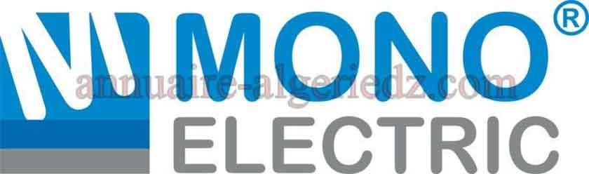 مونو إلكتريك الجزائر - Mono Electric Alger