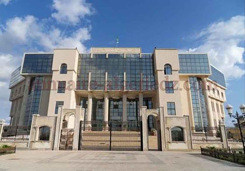مجلس قضاء سيدي بلعباس - Cour de Sidi Bel Abbes