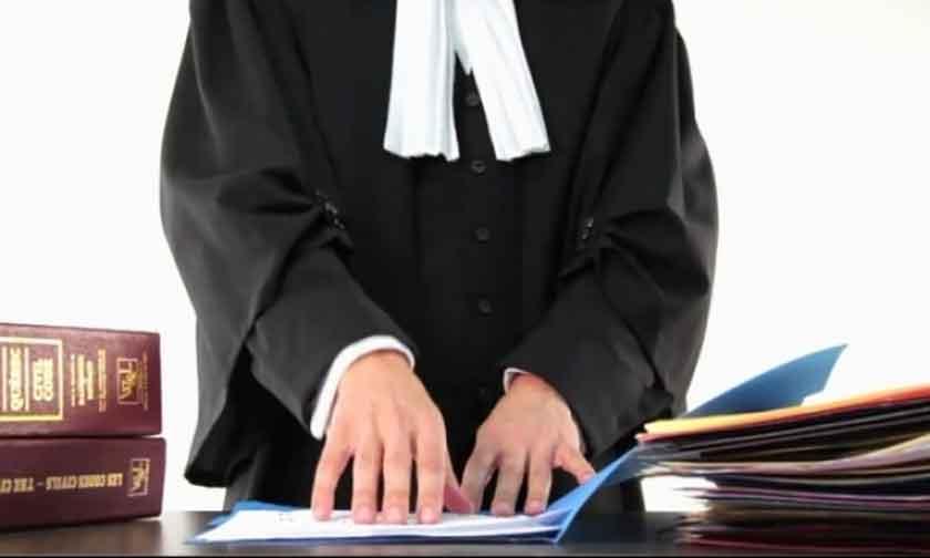 مكتب المحاماة - الأستاذ قاضي