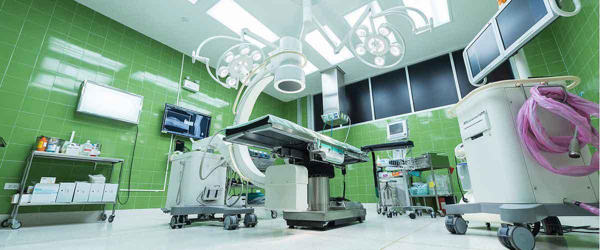 المستشفيات والمؤسسات الصحية العمومية والخاصة
