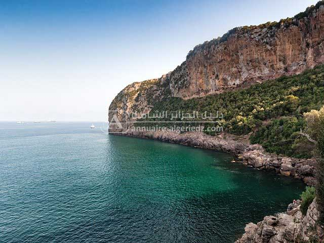 صورة لبعض الشواطئ الجزائرية
