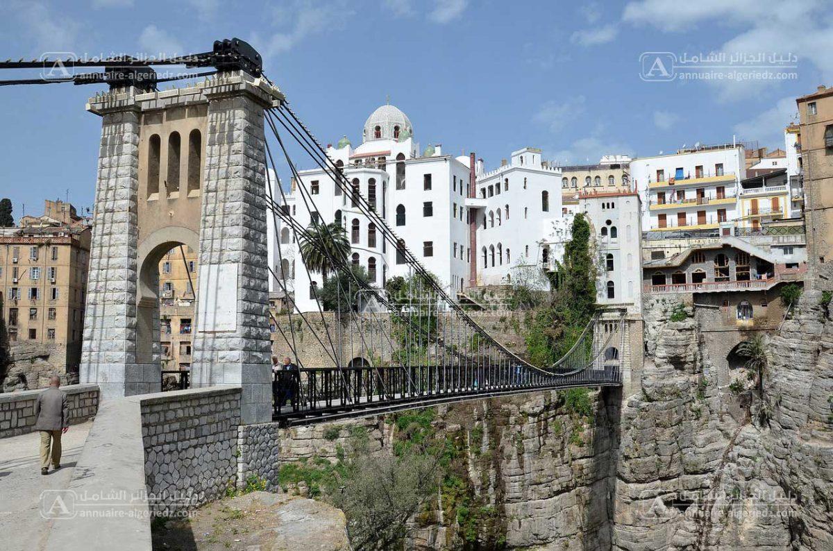 صورة من جسور قسنطينة