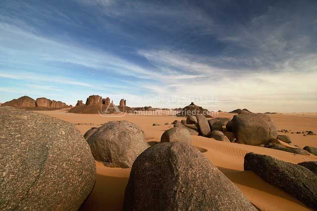 صورة من الجنوب الجزائري