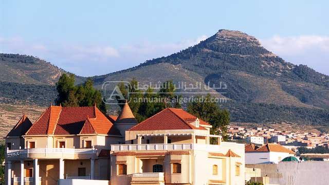 صورة من ولاية تبسة